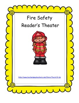 Fire Safety Reader's Theater