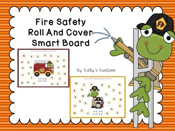 Fire Safety Roll And Cover For Smart Board With Paper Copies
