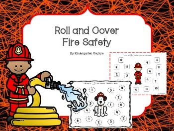 Fire Safety Roll and Cover