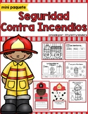 Fire Prevention and Safety SPANISH, firefighters