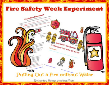 Fire Safety Science Experiment