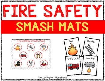 Fire Safety Smash Mats