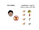 Fire Safety Social Story