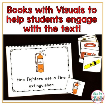 Fire Safety: Special Ed Thematic Unit (Autism & Special Education)