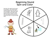Fire Safety Spin and Color Beg Sound
