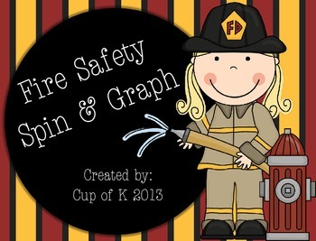 Fire Safety Spin and Graph