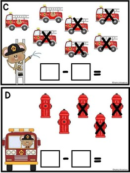 Fire Safety Subtract The Room