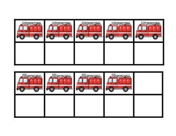 Fire Safety Ten Frames