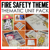 Fire Safety Thematic Unit & Craft