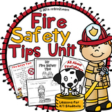 Fire Safety Unit Kindergarten