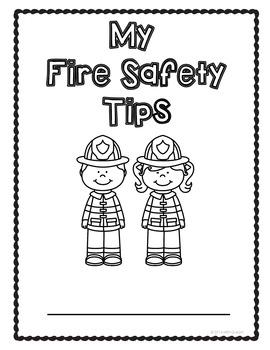 Fire Safety Unit Kindergarten