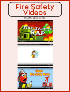 Fire Safety {Resources: Books, Websites, & Videos}