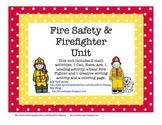 Fire Safety Unit Week