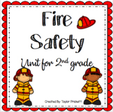 Fire Safety Unit for 2nd Grade