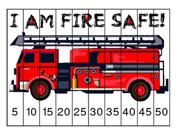 Fire Safety Unit for Early Elementary