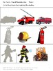 Visual Discrimination Fire Safety Fine Motor P-K K Special Education Autism