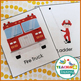 Fire Safety Vocabulary Cards (Freebie!)