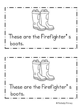 Fire Safety Week: Emergent Readers