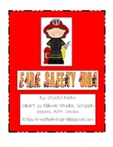 Fire Safety Week Unit of Centers & Activities