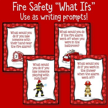 Fire Safety   What ifs