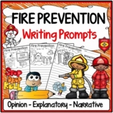 Fire Safety Writing Prompts with Pictures {Dollar Deals}