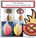 Fire Safety Activities: Writing Prompt Craft