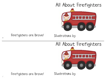 Fire Safety Writing (with circle and tree maps)