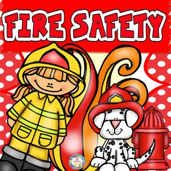 Fire Safety and Prevention Grades 1 and 2