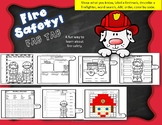 Fire Saftey Fab Tab and FREE Anchor Charts Dollar Deal