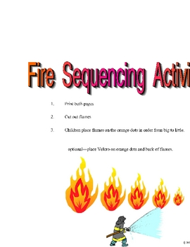 Fire Size Sequencing