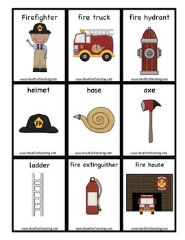 Fire Station Activity