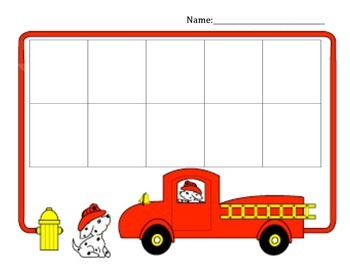 Fire Truck Counting