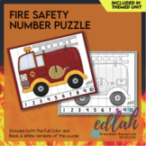 Fire Truck Counting Puzzle