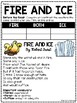 Fire and Ice by Robert Frost Reading Comprehension Worksheet, Poetry