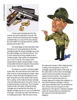 Forensics - Firearms w/key