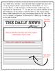 Fireboat News Writing