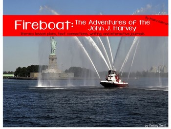 Fireboat: The Adventures of the John J. Harvey (Book 1 in the Second Four Weeks)