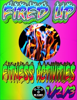 Fired up Fitness 1,2,3 Bundle