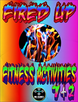 Fired up Fitness 1 and 2 Bundle