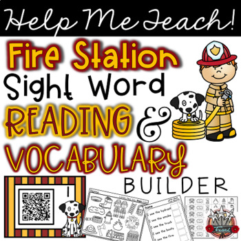 Fire Safety Activities: QR Codes