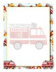 Firefighter Borders, Letters and Numbers Combo (Classroom Decor)