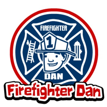 Firefighter Dan™ Fun Sheets (2 Free)