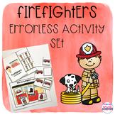 Firefighter Errorless Activity Set