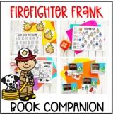 Firefighter Frank Preschool Book Companion