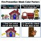 Firefighter Hat (Fire Safety Week Craft)