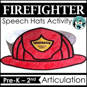 Firefighter Hat Teaching Resources Teachers Pay Teachers
