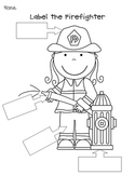Firefighter Labeling Mini Unit