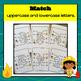 Firefighter Letter Match Tangles - S
