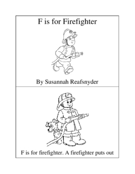 Firefighter Reader