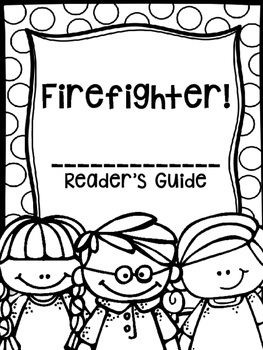 Firefighter! Supplemental Activities (Second Grade Reading Street Lesson 21)